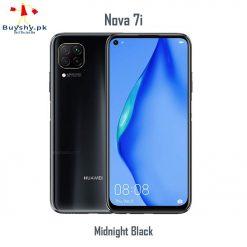 Nova 7i Black Color image for buyshy.pk