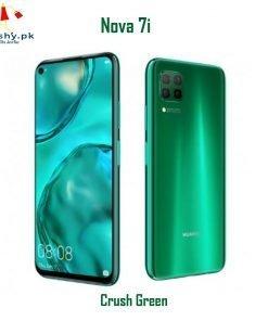 Nova 7i green for buyshy.pk