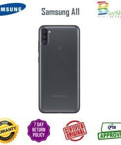 Samsung A11 Black