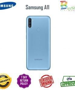 Samsung A11 Blue