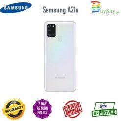 Samsung A21s White