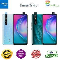 Tecno Camon 15 pro