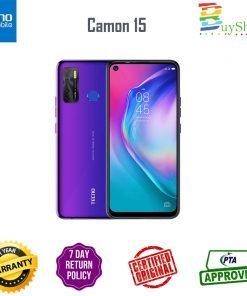 Camon 15 Purple
