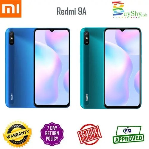 Redmi 9A All Color